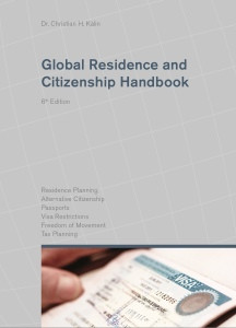 <p>Global Residence and Citizenship Handbook</p>