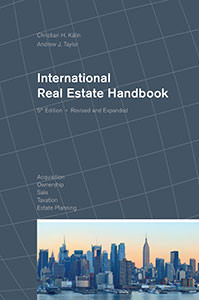 <p>International Real Estate Handbook</p>
