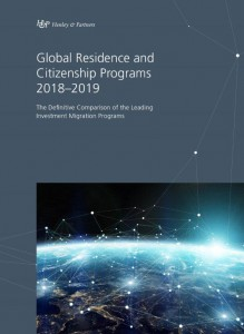 <p>Global Residence and Citizenship Programs</p>